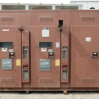 S-amp-C-15kV-600A-Duplex-Switch-EO-MO-1-in-To-2-Loads-Interlocked-N3R-SwitchGear thumbnail 1 S-amp-C-15kV-600A-Duplex-Switch-EO-MO-1-in-To-2-Loads-Interlocked-N3R-SwitchGear thumbnail 2 S-amp-C-15kV-600A-Duplex-Switch-EO-MO-1-in-To-2-Loads-Interlocked-N3R-SwitchGear thumbnail 3 S-amp-C-15kV-600A-Duplex-Switch-EO-MO-1-in-To-2-Loads-Interlocked-N3R-SwitchGear thumbnail 4 S-amp-C-15kV-600A-Duplex-Switch-EO-MO-1-in-To-2-Loads-Interlocked-N3R-SwitchGear thumbnail 5 S-amp-C-15kV-600A-Duplex-Switch-EO-MO-1-in-To-2-Loads-Interlocked-N3R-SwitchGear thumbnail 6 S-amp-C-15kV-600A-Duplex-Switch-EO-MO-1-in-To-2-Loads-Interlocked-N3R-SwitchGear thumbnail 7 S-amp-C-15kV-600A-Duplex-Switch-EO-MO-1-in-To-2-Loads-Interlocked-N3R-SwitchGear thumbnail 8 S-amp-C-15kV-600A-Duplex-Switch-EO-MO-1-in-To-2-Loads-Interlocked-N3R-SwitchGear thumbnail 9 S-amp-C-15kV-600A-Duplex-Switch-EO-MO-1-in-To-2-Loads-Interlocked-N3R-SwitchGear thumbnail 10 S-amp-C-15kV-600A-Duplex-Switch-EO-MO-1-in-To-2-Loads-Interlocked-N3R-SwitchGear thumbnail 11 S-amp-C-15kV-600A-Duplex-Switch-EO-MO-1-in-To-2-Loads-Interlocked-N3R-SwitchGear thumbnail 12 Have one to sell? Sell now- Have one to sell? Shop with confidence eBay Money Back Guarantee Get the item you ordered or get your money back. Learn more- eBay Money Back Guarantee - opens in new window or tab Seller information romacsupply (770 ) 100% Positive feedback Contact seller Visit store See other items S&C 15kV 600A Duplex Switch